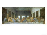 The Last Supper  1498  Mural
