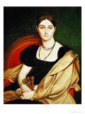 Mme Antonia De Vaucay  1807
