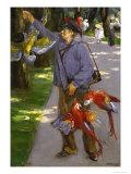 The Parrot-Man  1902