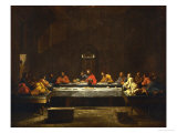 The Eucharist  Symbolized by the Last Supper