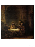 The Disciples at Emmaus  1648