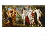 The Judgement of Paris  1639