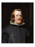 King Philip IV of Spain (1605-1665)  Painted 1655-1660