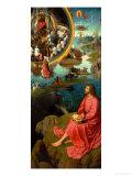 Altarpiece of St John the Baptist and St John the Evangelist