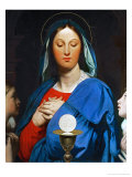 The Virgin with the Eucharist  1866