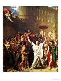 Martyrdom of Saint Symphorien  1834
