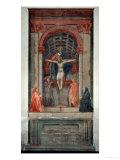 Trinita  1427  Fresco