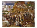 Arab Festival  Kasbah  1881