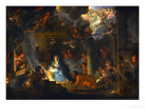 The Adoration of the Shepherds  1689