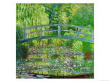 Waterlily Pond  Green Harmony  1899
