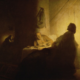 Christ at Emmaus