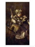 Judith and Holofernes  A Black Painting from the Quinta Del Sordo  Goya&#39;s Hourse  1819-1823