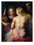 Venus Before a Mirror  1614-15