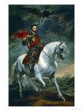 Charles V on Horseback  1620 ()
