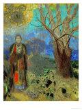 The Buddha, 1906-1907 Giclée par Odilon Redon