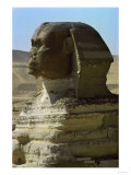 The Sphinx  Egyptian  Old Kingdom  26th BCE
