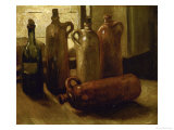 Still-Life with Bottles