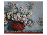 Chrysanthemums  1878