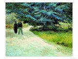 The Poet's Garden, Arles 1888 Giclée par Vincent Van Gogh