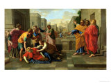 The Death of Saphire  1654-56