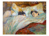 The Bed (Le Lit)  1892
