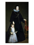 Dona Antonia Ipenarrietta and Her Son  1631