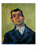 Portrait of a Man  c1889-1890