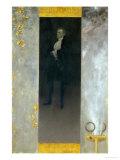 The Actor Josef Lewinsky as Carlos in Goethe's Clavigo (1895)