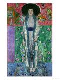 Mrs, Adele Bloch-Bauer II, circa 1912 Giclée par Gustav Klimt