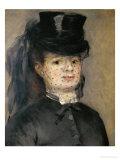 Mme Henriette Darras  Wife of Capt Paul Darras  1873