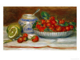Strawberries  circa 1905