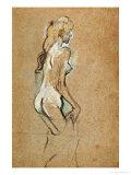 Nude Girl  1893