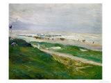 Dune in Noordwijk  Netherland  1908