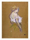Lucie Bellanger  circa 1895-1896