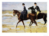 Riders on the Beach  1903