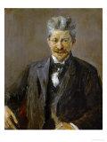 Georg Brandes (1842-1927)  Danish Art Critic  1902
