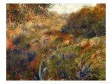 Algerian Landscape, the Gorge of the Femme Sauvage, 1881 Giclée par Pierre-Auguste Renoir
