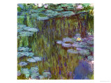 Waterlilies at Giverny  1918