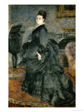 Portrait of a Lady (Mme Georges Hartmann)  1874