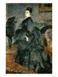 Portrait of a Lady (Mme Georges Hartmann)  1874