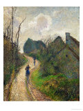Ascending Path in Osny  1883