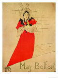 May Belfort  1895