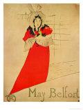 May Belfort  1895