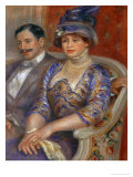 M and Mme Bernheim De Villers  1910