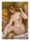 The Lady with Blond Hair  1904-1906