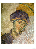 Saint Mary  from the Deesis in the North Gallery  Byzantine Mosaic  12th Century