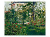 The Bellevue Garden  1880