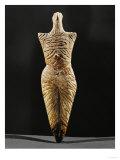Female Statuette  Neolithic Idol  Terracotta  from Cucuteni  Romania