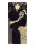 Study for the Allegory of Tragedy Giclée par Gustav Klimt