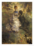The Lovers  1875